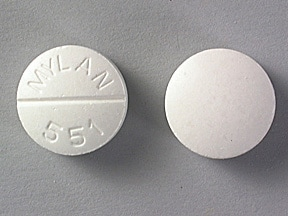 tolazamide 500 mg tablet