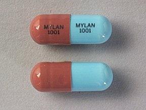 thiothixene 1 mg capsule
