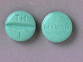 triamterene 37.5 mg-hydrochlorothiazide 25 mg tablet