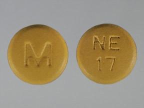 nisoldipine ER 17 mg tablet,extended release 24 hr