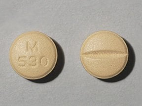 mirtazapine 30 mg tablet