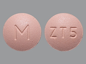 zolmitriptan 5 mg tablet