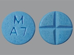 dextroamphetamine-amphetamine 7.5 mg tablet