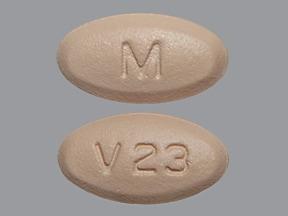 valsartan 160 mg-hydrochlorothiazide 25 mg tablet