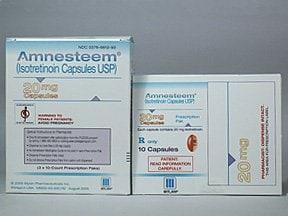 Amnesteem 20 mg capsule