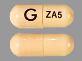 zaleplon 5 mg capsule