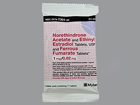 Norethindrone Acetate Side Effects Mood
