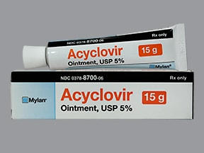 Acyclovir Topical : Uses, Side Effects, Interactions