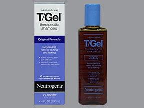 Neutrogena T-Gel 0.5 % shampoo