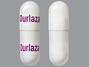 Durlaza 162.5 mg capsule,extended release