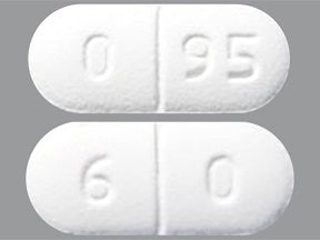 fluoxetine 60 mg tablet
