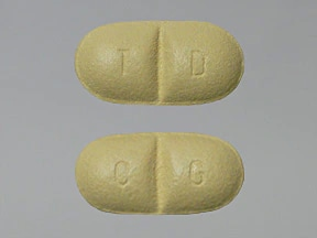 Trileptal 150 mg tablet