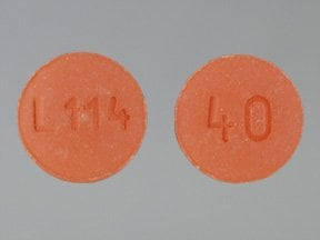 famotidine 40 mg tablet