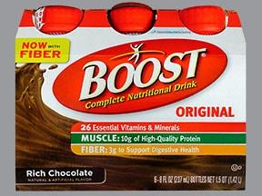 Boost 0.04 gram-1 kcal/mL oral liquid