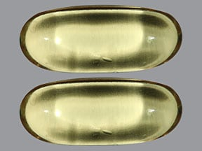 omega-3 fatty acids 1,000 mg capsule