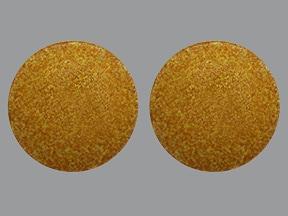 Vitamin B-2 100 mg tablet