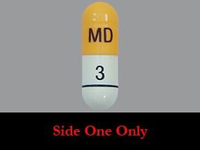 dofetilide 500 mcg capsule