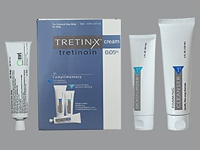 TRETIN-X Cream 0.05 % topical kit