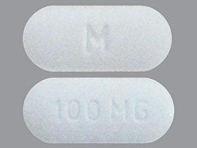 modafinil 100 mg tablet
