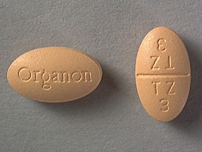 Remeron 15 mg tablet