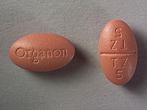 Remeron 30 mg tablet