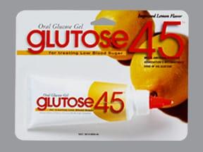 Glutose-45 40 % oral gel