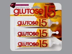 Glutose-15 40 % oral gel