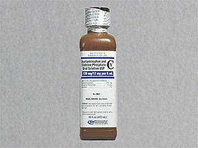 acetaminophen 120 mg-codeine 12 mg/5 mL oral solution