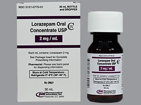 lorazepam onset of action oral