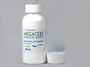 Megace ES 625 mg/5 mL oral suspension