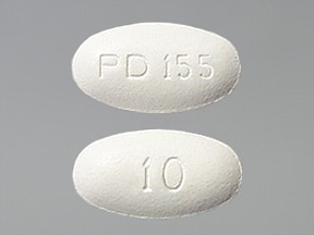 Lipitor 10 mg tablet