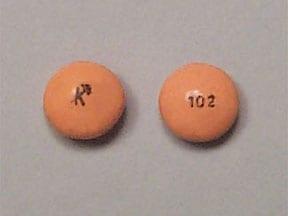 Alophen (bisacodyl) 5 mg tablet,delayed release