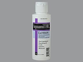 Aquanil HC 1 % lotion