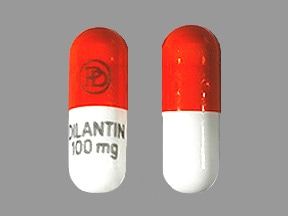 Dilantin Extended 100 mg capsule