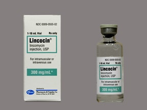 Lincocin 300 mg/mL injection solution