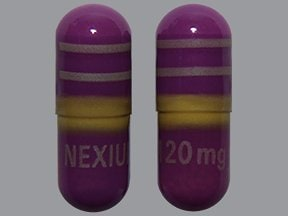 Nexium 24HR 20 mg capsule,delayed release