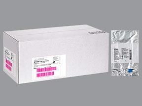 Zyvox 200 mg/100 mL intravenous piggyback