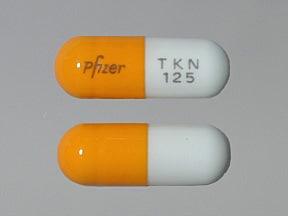 Tikosyn 125 mcg capsule
