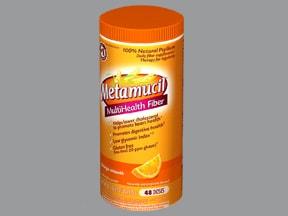 Metamucil Sunrise oral powder