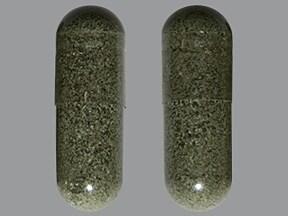 echinacea purpurea aerial parts 350 mg capsule