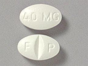 Celexa 40 mg tablet