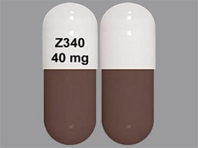 hydrocodone bitartrate ER 40 mg capsule, oral only, extended rel 12 hr