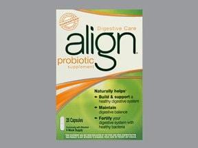 Align 4 mg capsule
