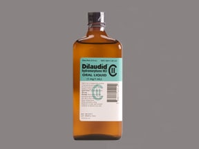 Dilaudid 1 mg/mL oral liquid