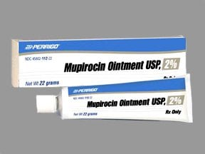 Mupirocin Topical : Uses, Side Effects, Interactions