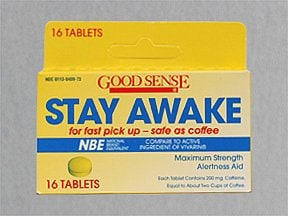 Stay Awake Oral : Uses, Side Effects, Interactions, Pictures