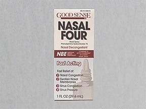 Nasal Four 1 % spray