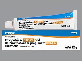 Calcipotriene-Betamethasone Topical : Uses, Side Effects