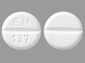 Euthyrox 137 mcg tablet