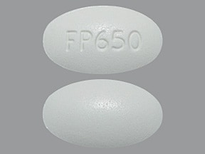 Lysteda 650 mg tablet